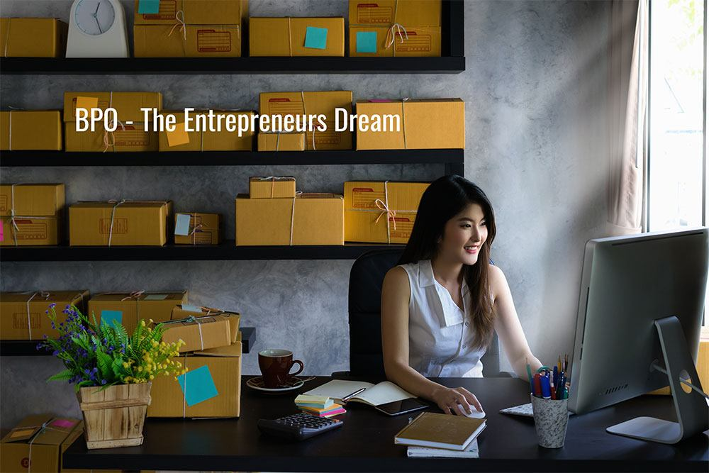Growing Your Business Through Outsourcing – The Entrepreneurs Dream