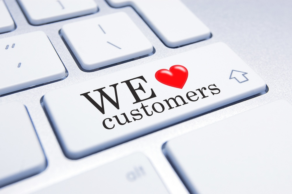 Show customer you love them with great support.