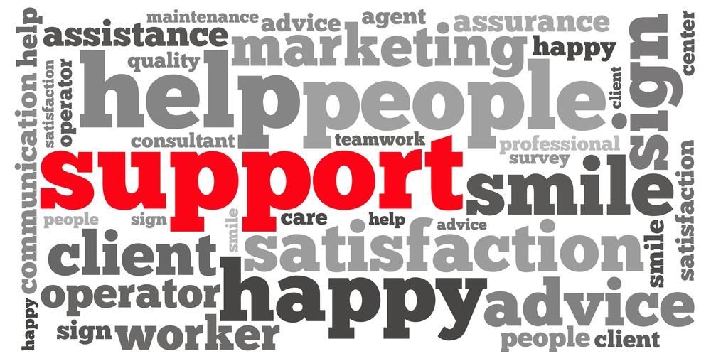 Happy customers mean more sales